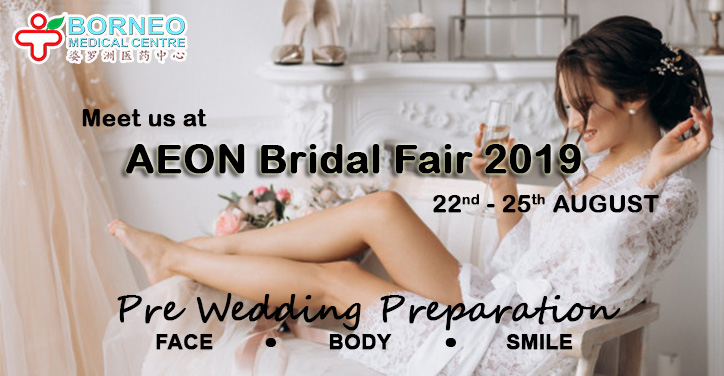 Get Wedding Ready with Borneo Medical Centre
